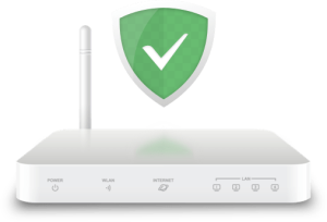 Adguard DNS logo