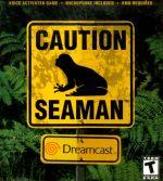 dreamcast seaman cover