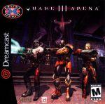 dreamcast quake iii arena cover
