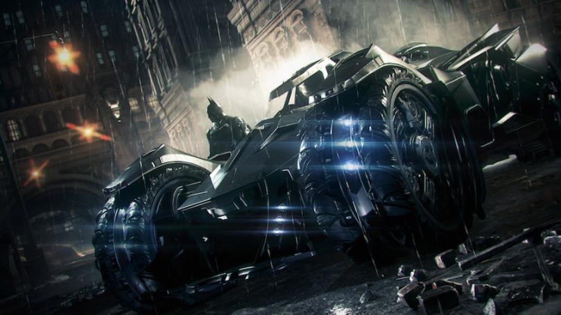 batman arkham knight review batmobile