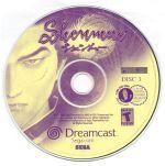 dreamcast shenmue disc 3