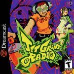 dreamcast jet grind radio cover