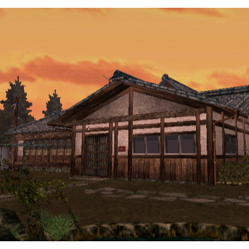 [The main character's house]