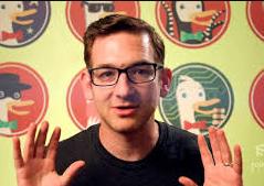 A photo of DuckDuckGo founder Gabriel Weinberg