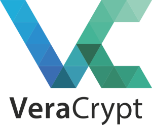 Veracrypt's logo