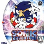 sonic adventure cover