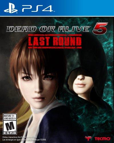 dead or alive 5 north american cover