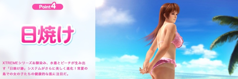 dead or alive xtreme 3 features 4