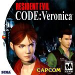 dreamcast resident evil code veronica cover